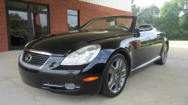 2006 Lexus SC 430 RWD