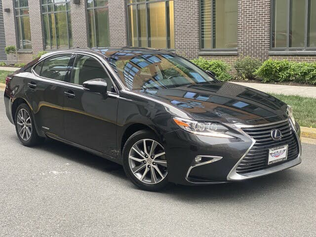 2017 Lexus ES 300h 300h FWD