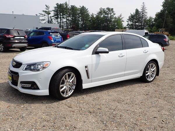 2014 Chevrolet SS RWD