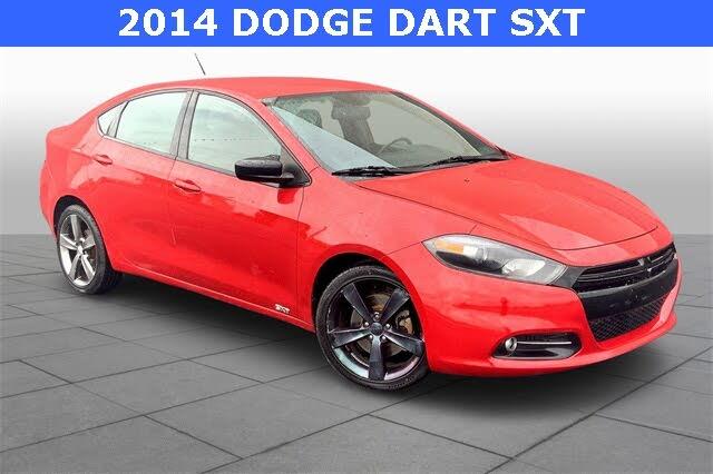 2014 Dodge Dart SXT FWD
