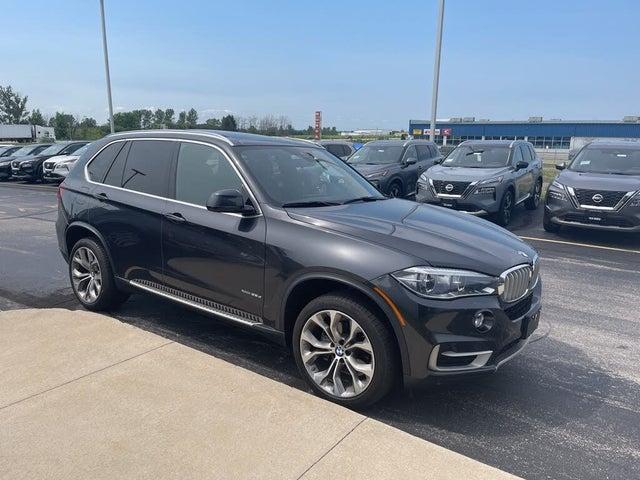 2017 BMW X5 xDrive35d AWD