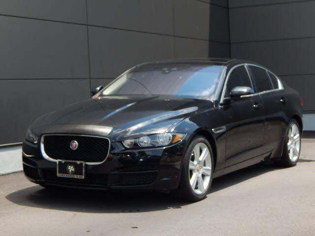 2019 Jaguar XE 25t Premium RWD