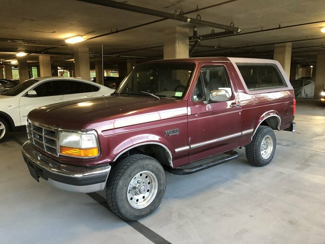 1996 Ford Bronco XLT 4WD