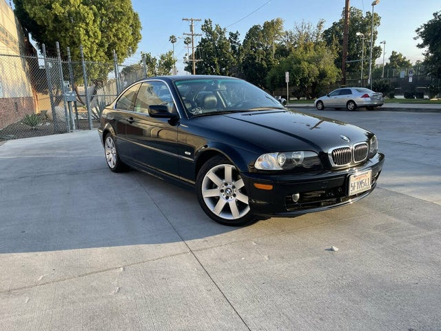 2002 BMW 3 Series 325Ci Coupe RWD