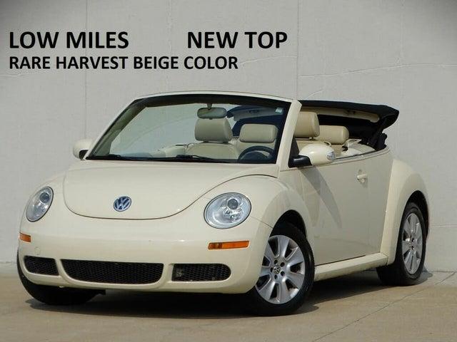 2008 Volkswagen Beetle S Convertible