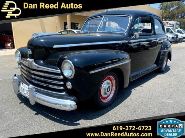 1947 Ford Super Deluxe Pickup