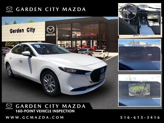 2019 Mazda MAZDA3 Sedan FWD