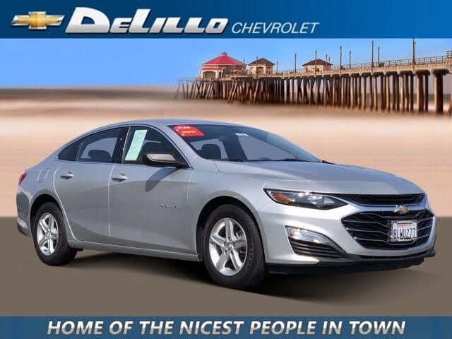 2020 Chevrolet Malibu LS Fleet FWD