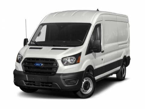 2020 Ford Transit Cargo 250 LWB RWD with Sliding Passenger-Side Door