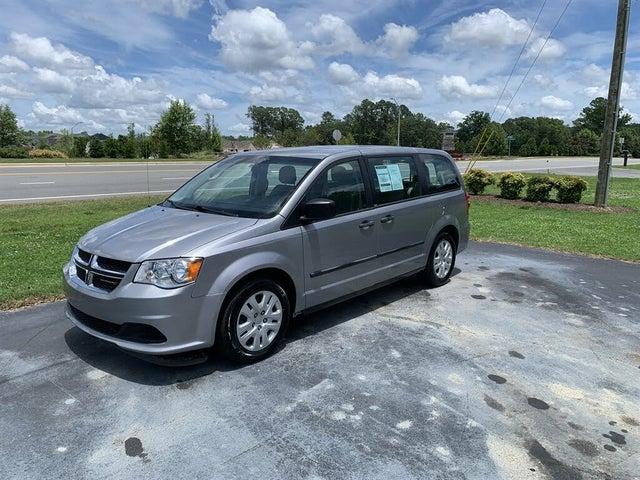 2014 Dodge Grand Caravan American Value Package FWD
