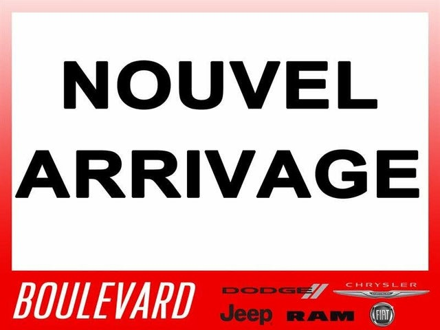 2016 Dodge Grand Caravan Canada Value Package FWD