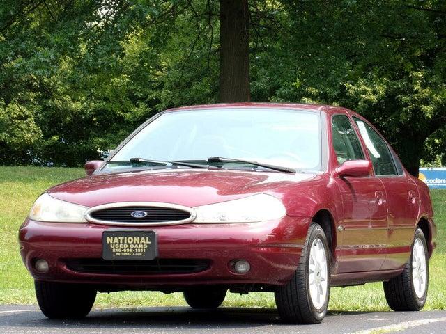 1998 Ford Contour 4 Dr SE Sedan