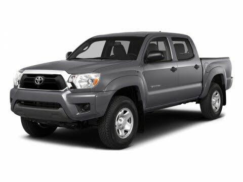 2015 Toyota Tacoma Double Cab V6 4WD