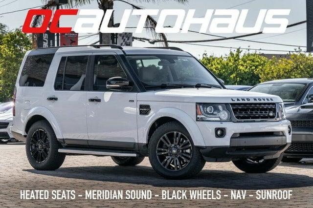 2016 Land Rover LR4 HSE AWD