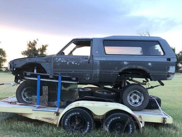 1983 Toyota Pickup 2 Dr SR5 4WD Standard Cab SB