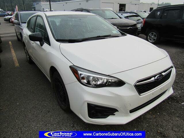 2017 Subaru Impreza 2.0i Sport Wagon