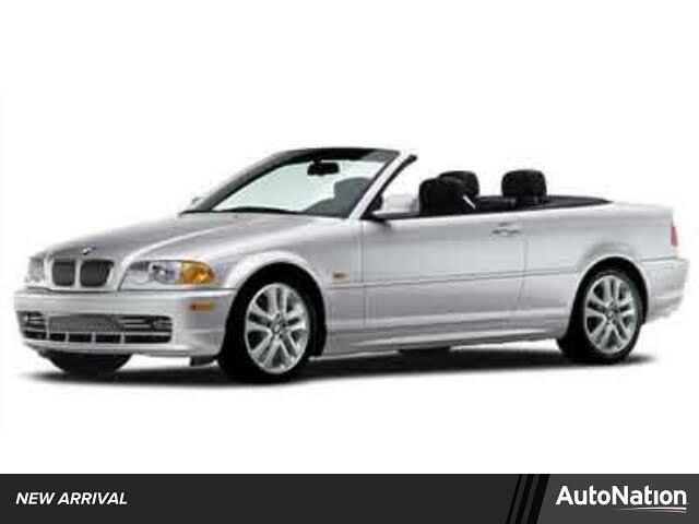 2002 BMW 3 Series 330Ci Convertible RWD