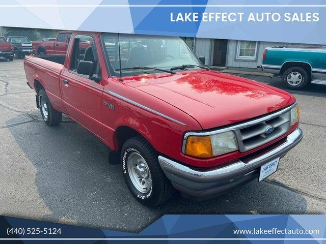 1996 Ford Ranger XL Standard Cab LB