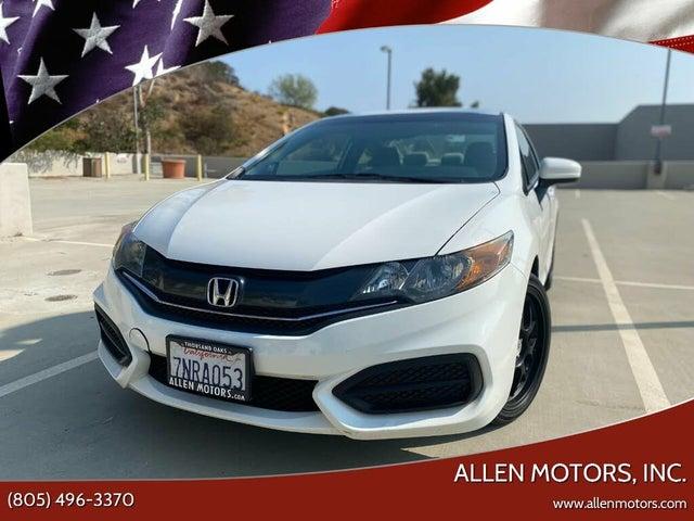 2015 Honda Civic Coupe LX