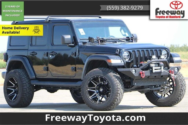 2020 Jeep Wrangler Unlimited Sahara Altitude 4WD