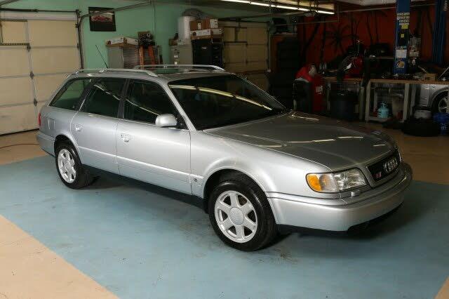 1995 Audi S6 quattro Wagon AWD