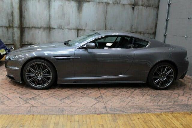 2009 Aston Martin DBS Coupe RWD