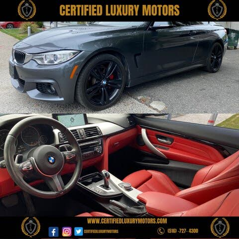 2017 BMW 4 Series 440i xDrive Coupe AWD