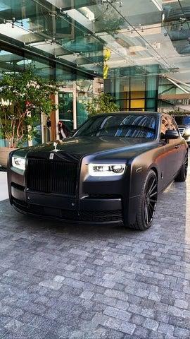 2019 Rolls-Royce Phantom RWD