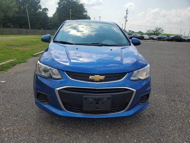 2017 Chevrolet Sonic LS Sedan FWD