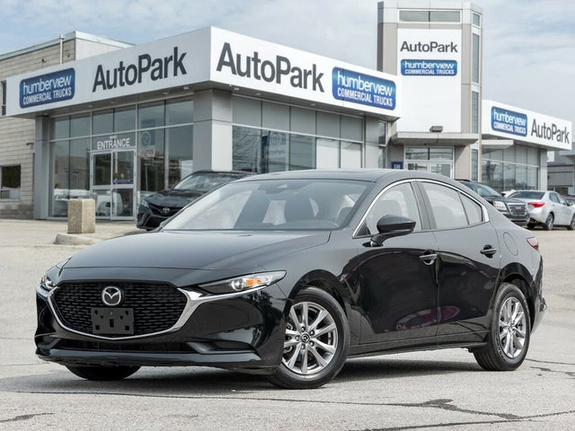 2019 Mazda MAZDA3 GS Sedan FWD
