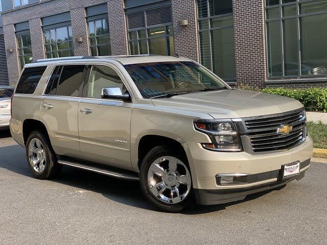 2015 Chevrolet Tahoe LTZ 4WD