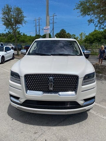 2019 Lincoln Navigator L Black Label 4WD