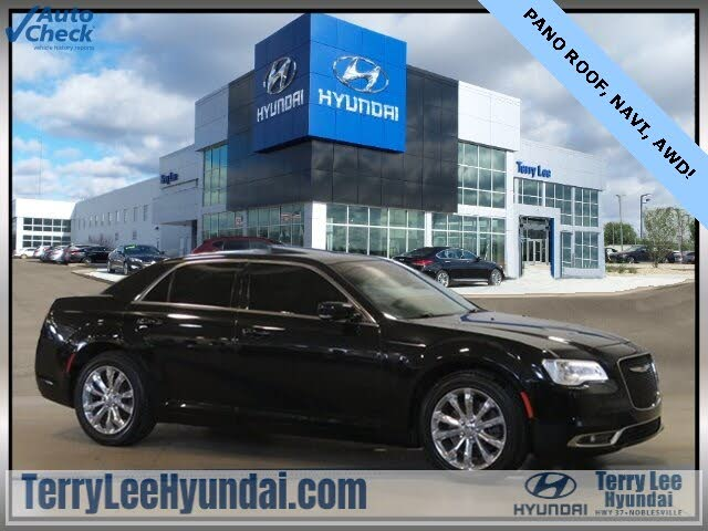 2016 Chrysler 300 Limited Anniversary AWD