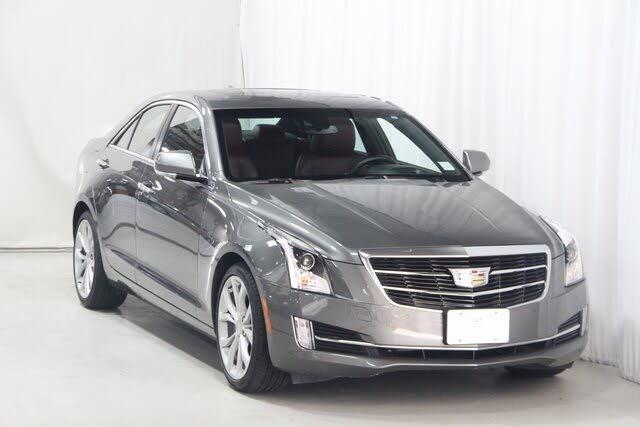 2017 Cadillac ATS 3.6L Premium Luxury AWD