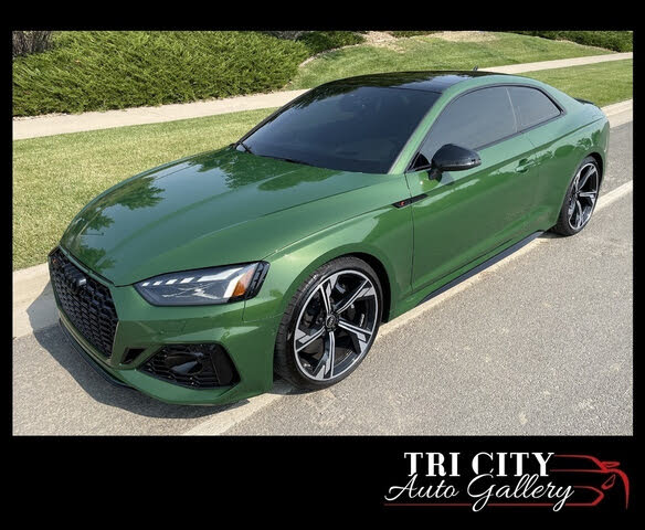 2021 Audi RS 5 2.9T quattro Coupe AWD