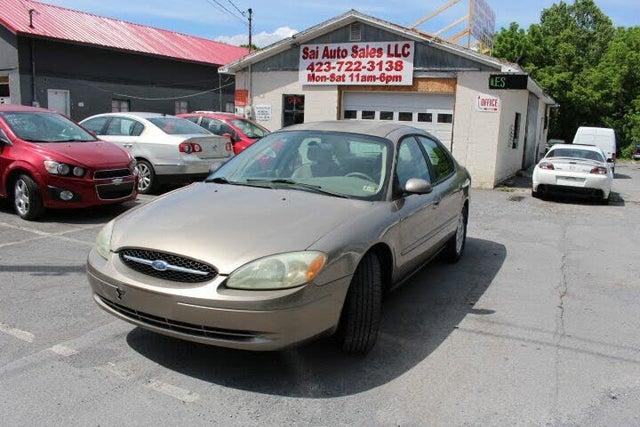 2003 Ford Taurus SES