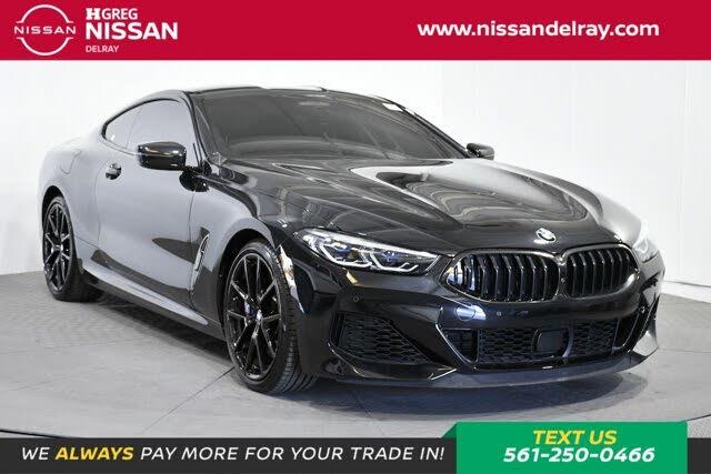 2019 BMW 8 Series M850i xDrive Coupe AWD