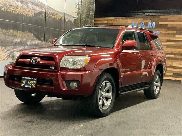 2006 Toyota 4Runner Limited V8 4WD