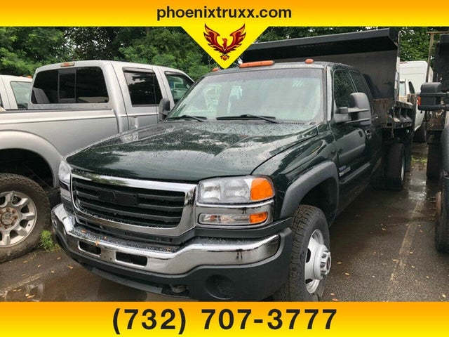 2006 GMC Sierra 3500 Work Truck Extended Cab 4WD