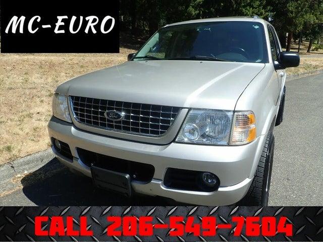 2003 Ford Explorer Limited V6 AWD