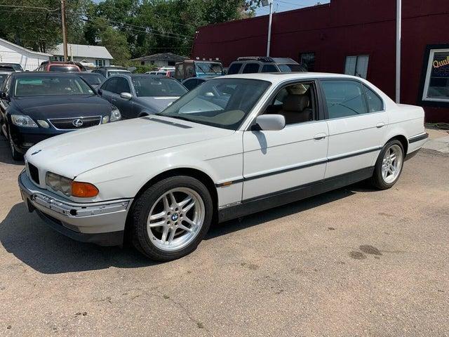 2000 BMW 7 Series 740iL RWD