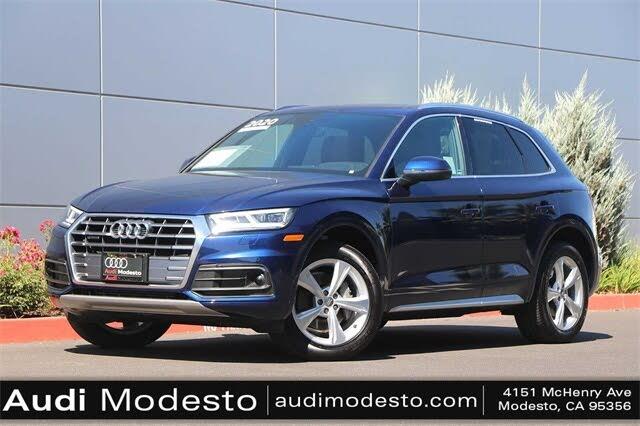 2020 Audi Q5 2.0T quattro Premium Plus AWD