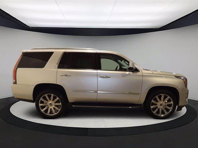 2018 Cadillac Escalade Luxury 4WD