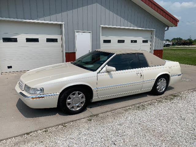 1998 Cadillac Eldorado Touring Coupe FWD
