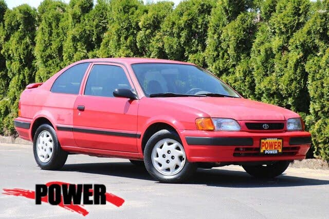 1997 Toyota Tercel 2 Dr CE Coupe