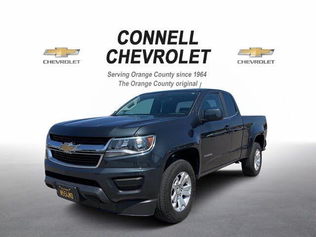 2018 Chevrolet Colorado LT Extended Cab LB RWD