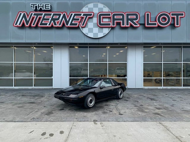 1984 Pontiac Fiero Sport