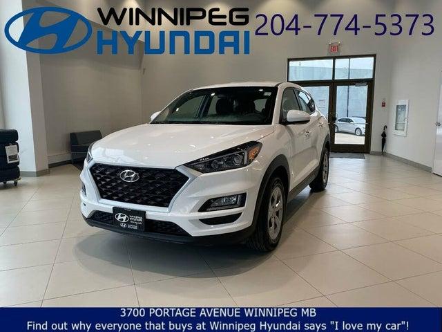 2019 Hyundai Tucson Essential FWD