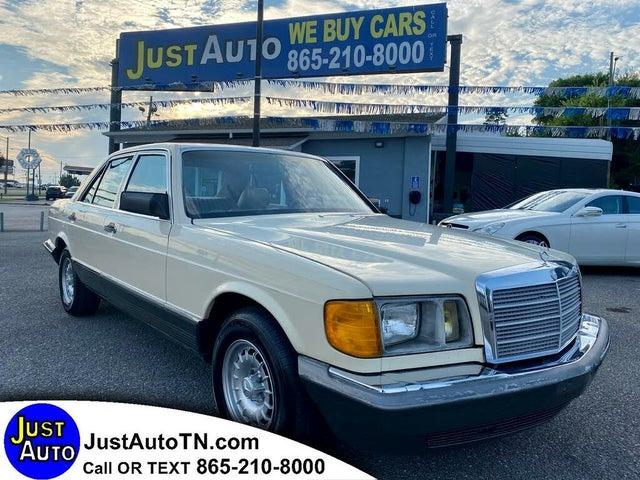 1985 Mercedes-Benz 380-Class 380SE