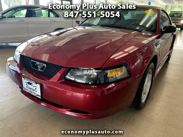 2003 Ford Mustang Coupe RWD